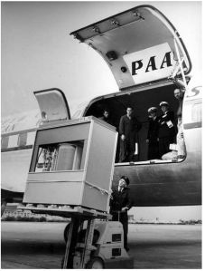 IBM Hard Disk Drive , 5 MB, Viti 1956