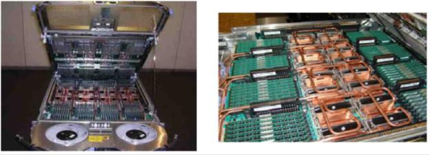 Ftohje me uje e procesoreve IBM Power6